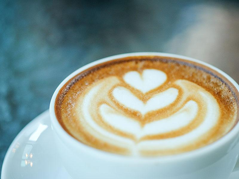 Smaksatt kaffe